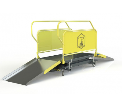 Mobile lift for disabled people SILACH I106 4